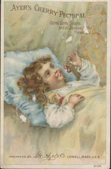 Child Sleeping in Bed Image