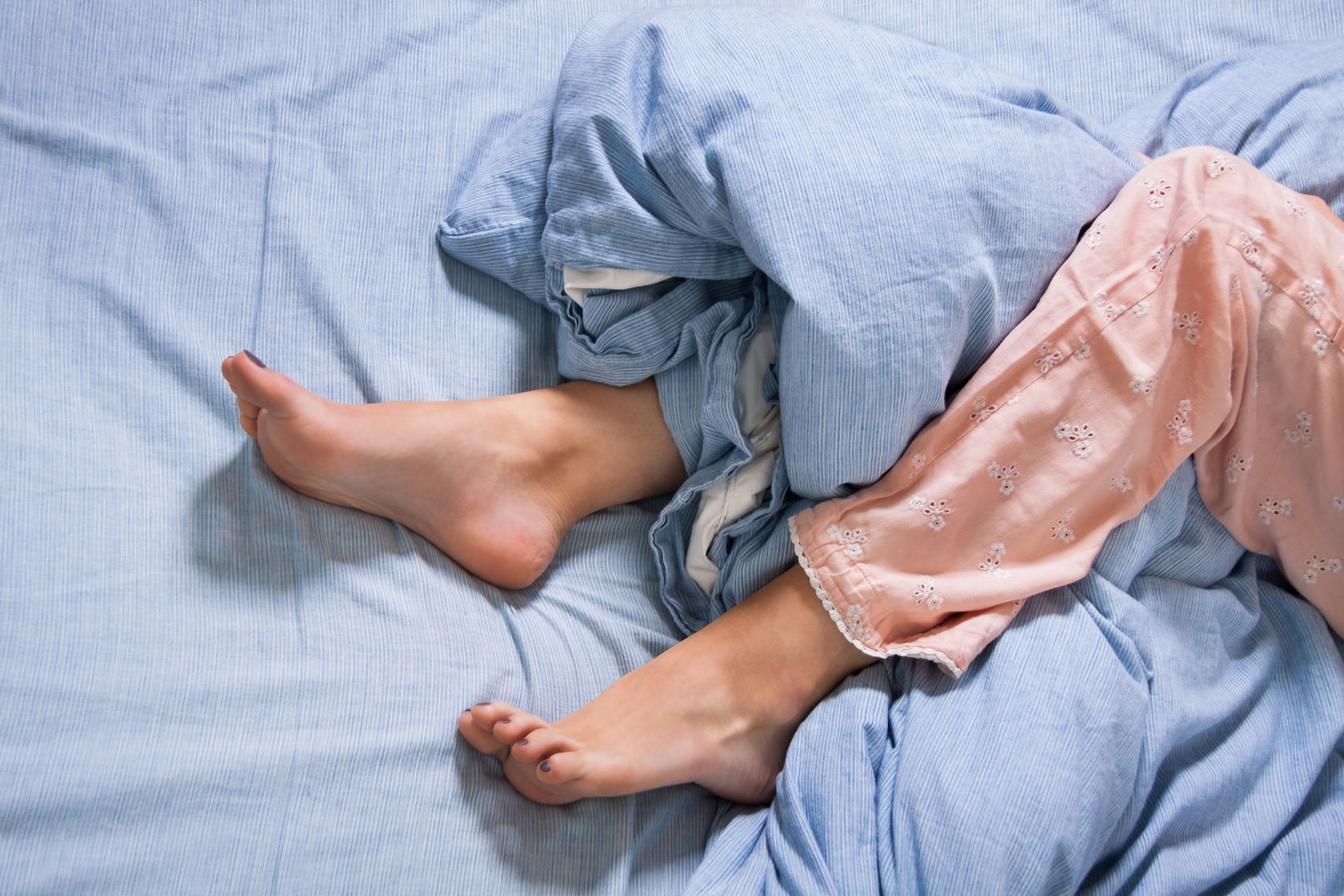 Restless Leg Syndrome Image