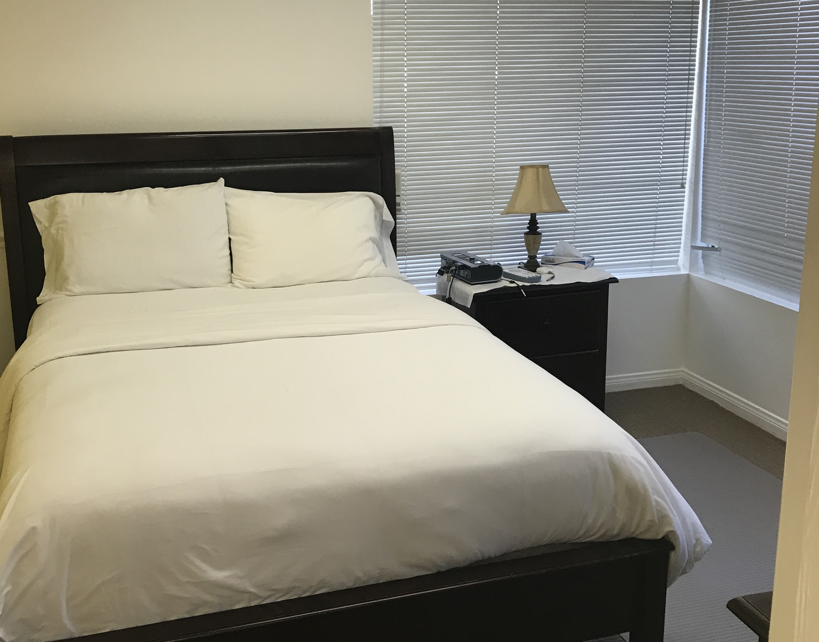 Garden Grove sleep center - Advanced Sleep Medicine Services - Room