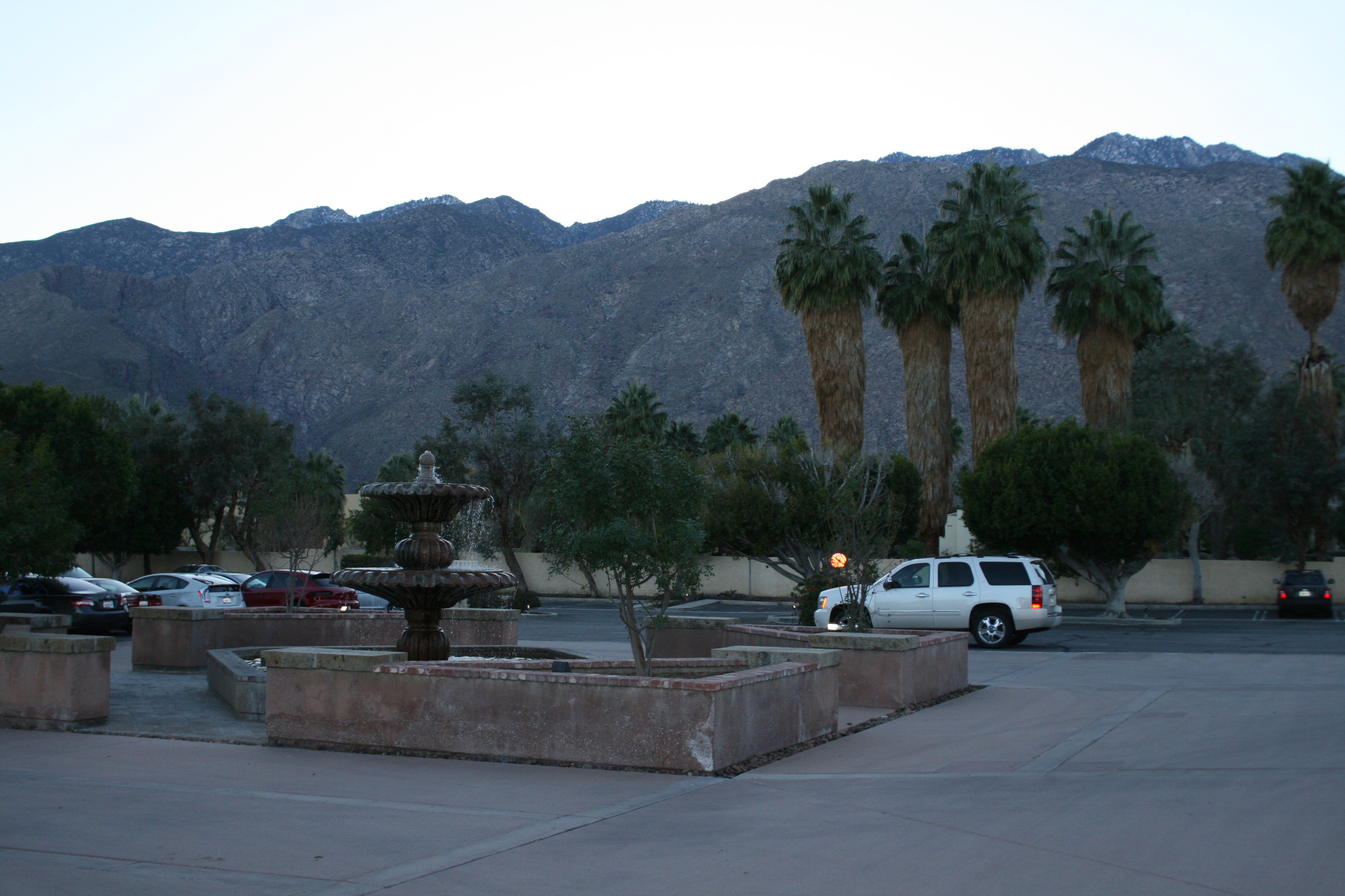 Palm Springs sleep center - Advanced Sleep Medicine Services - Parking lot