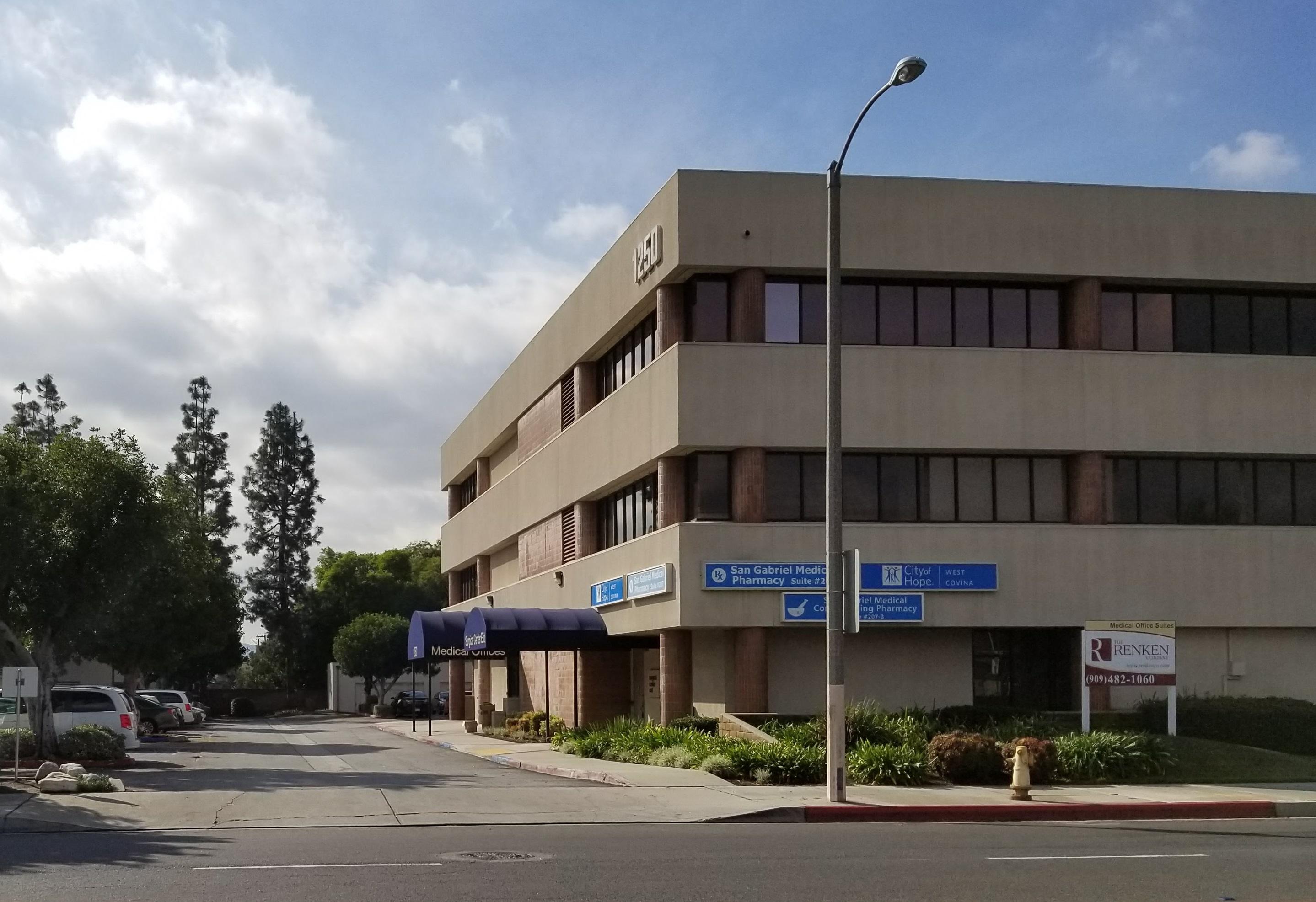 West Covina sleep center 1250 - Advanced Sleep Medicine Services - Building