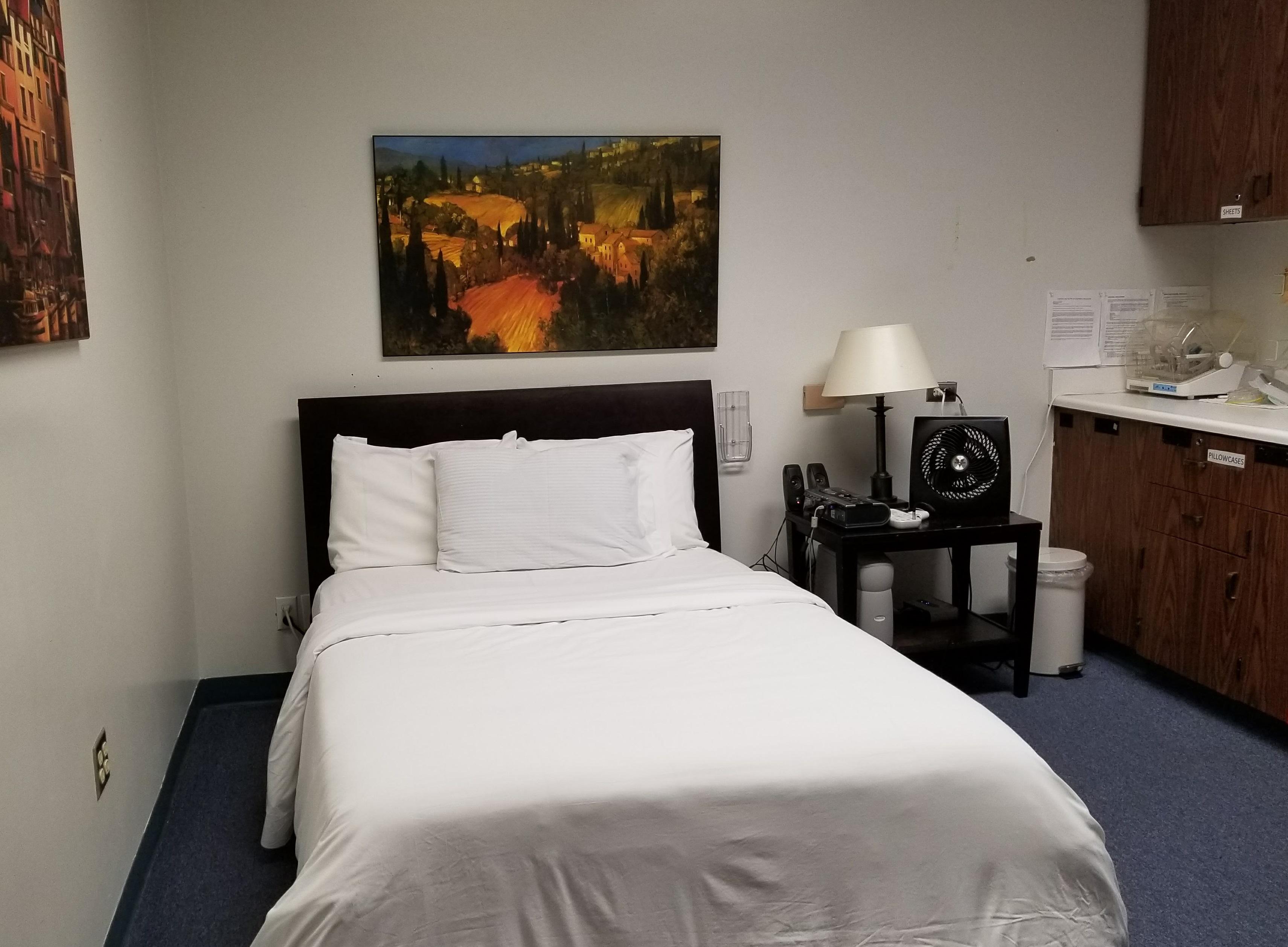West Covina sleep center 1250 - Advanced Sleep Medicine Services - room