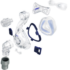 resmed-mirage-softgel-nasal-mask-exploded