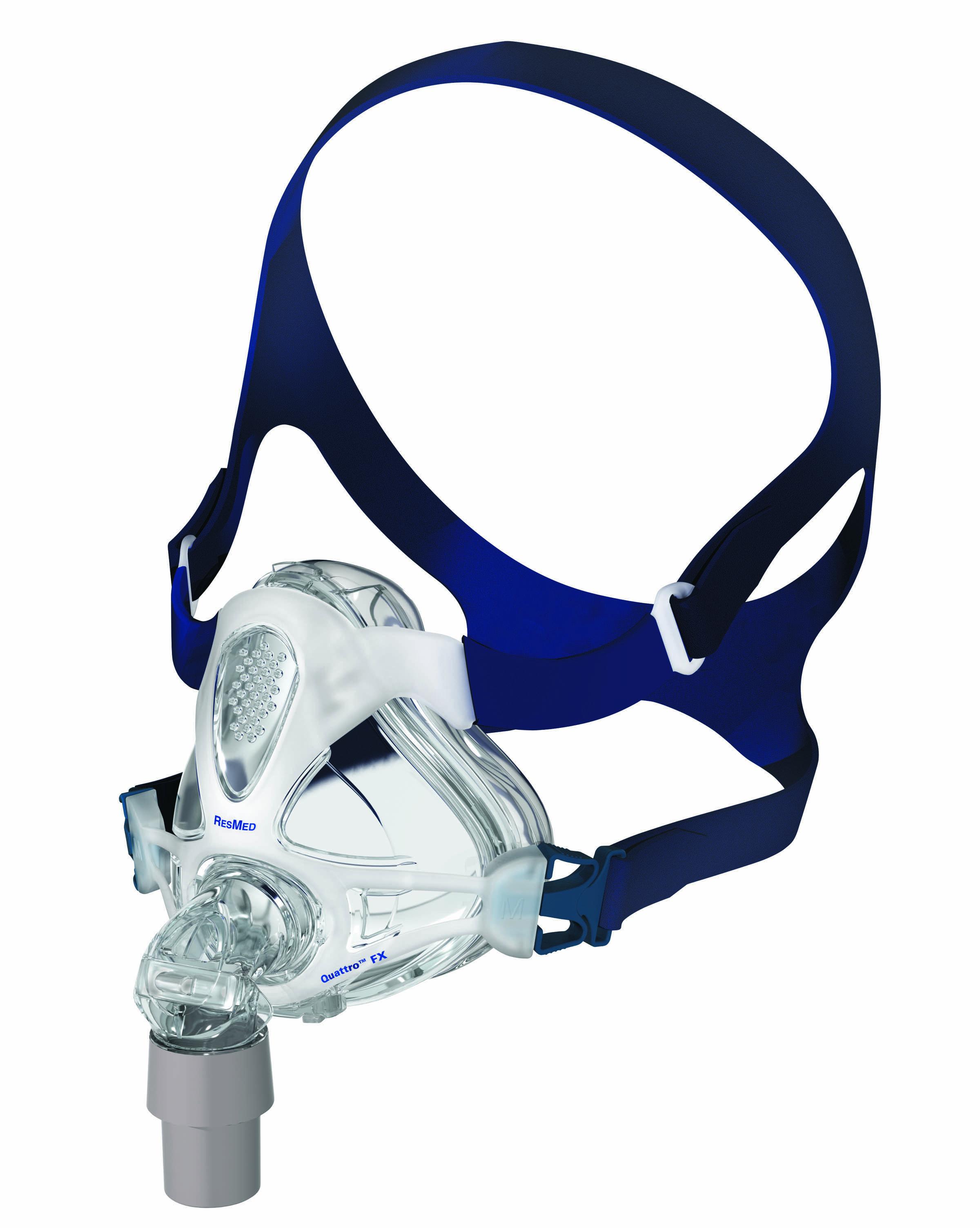 ResMed Quattro FX Full Face Mask