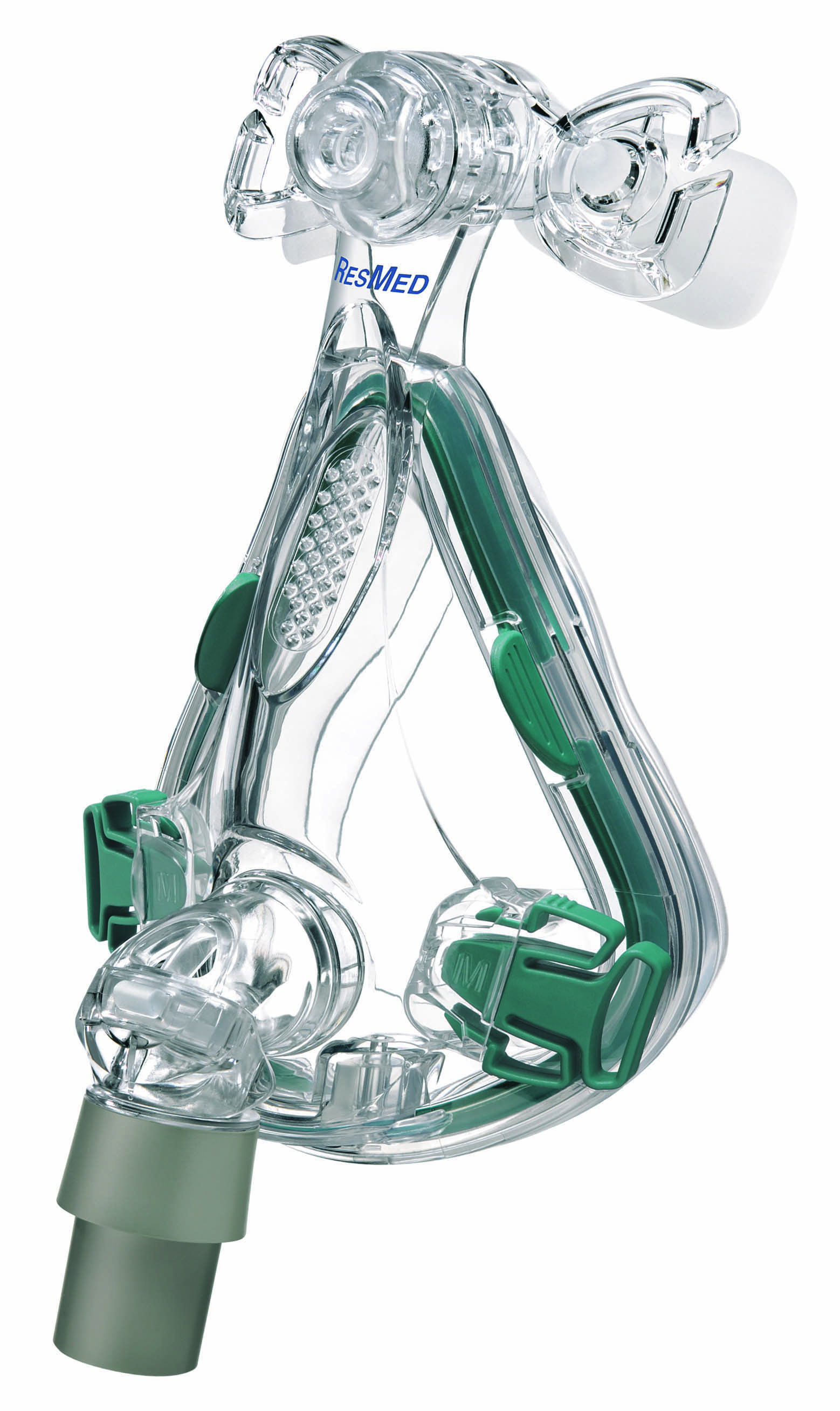 ResMed Mirage Quattro Full Face Mask Frame and Cushion