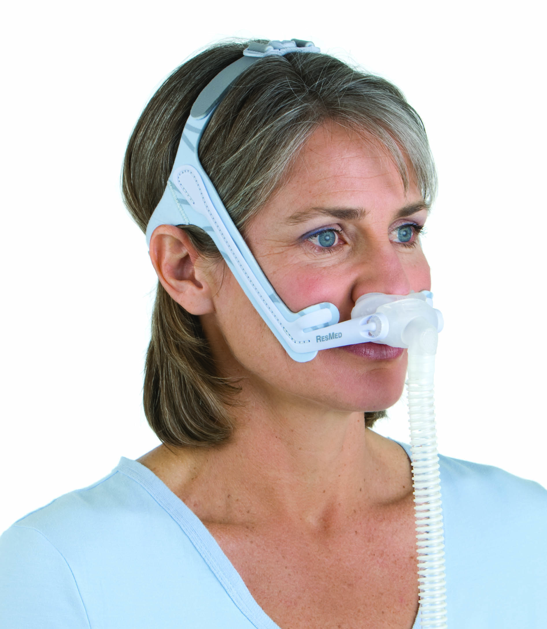 Swift™ LT Nasal Pillows Mask System with Headgear ...