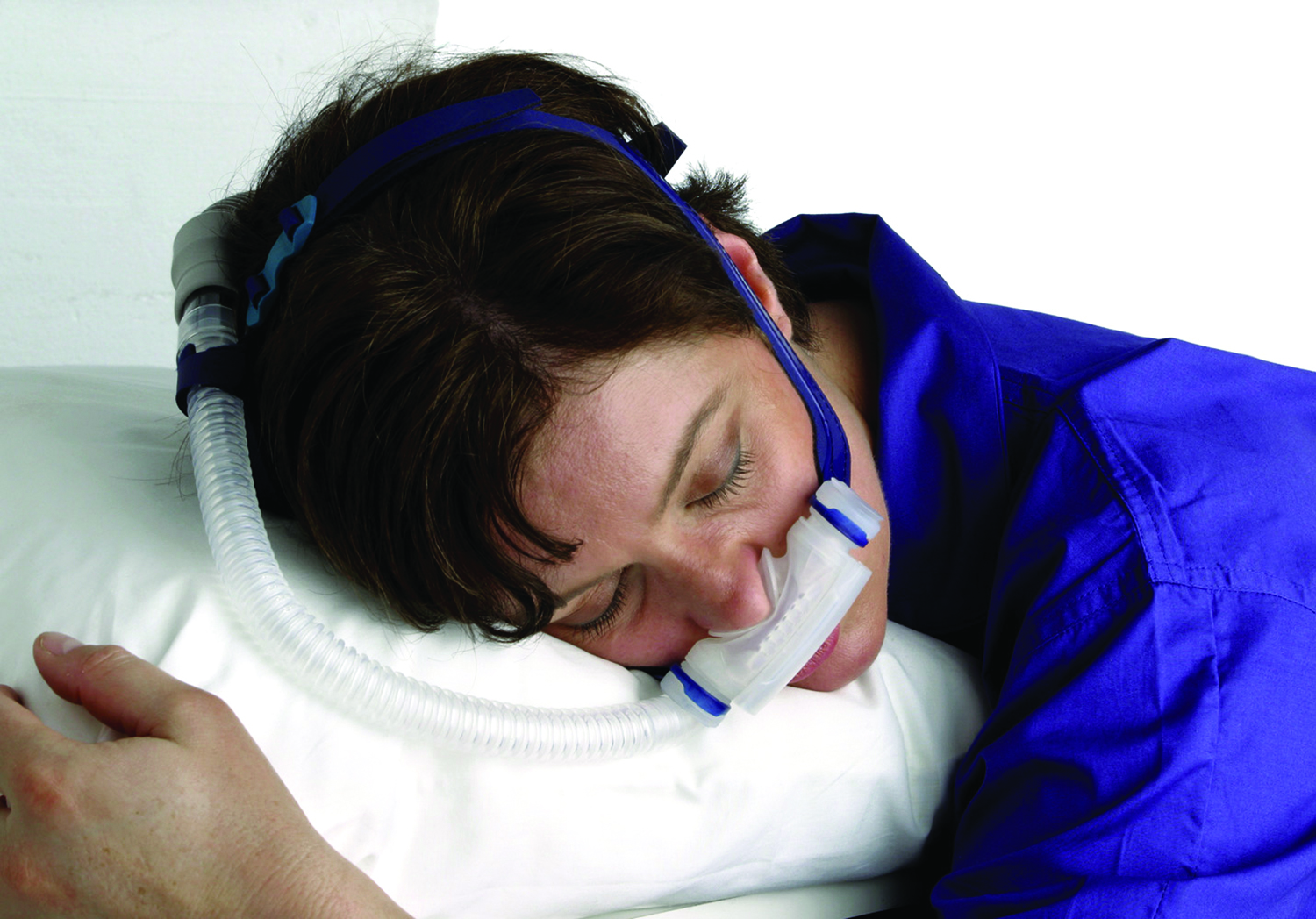 Swift Lt Nasal Pillows Mask System With Headgear