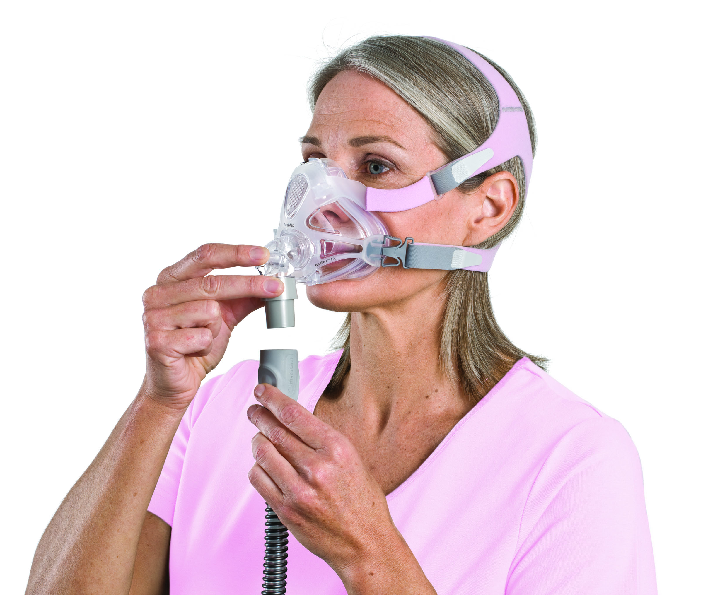 ResMed Quattro FX Full Face Mask For Her