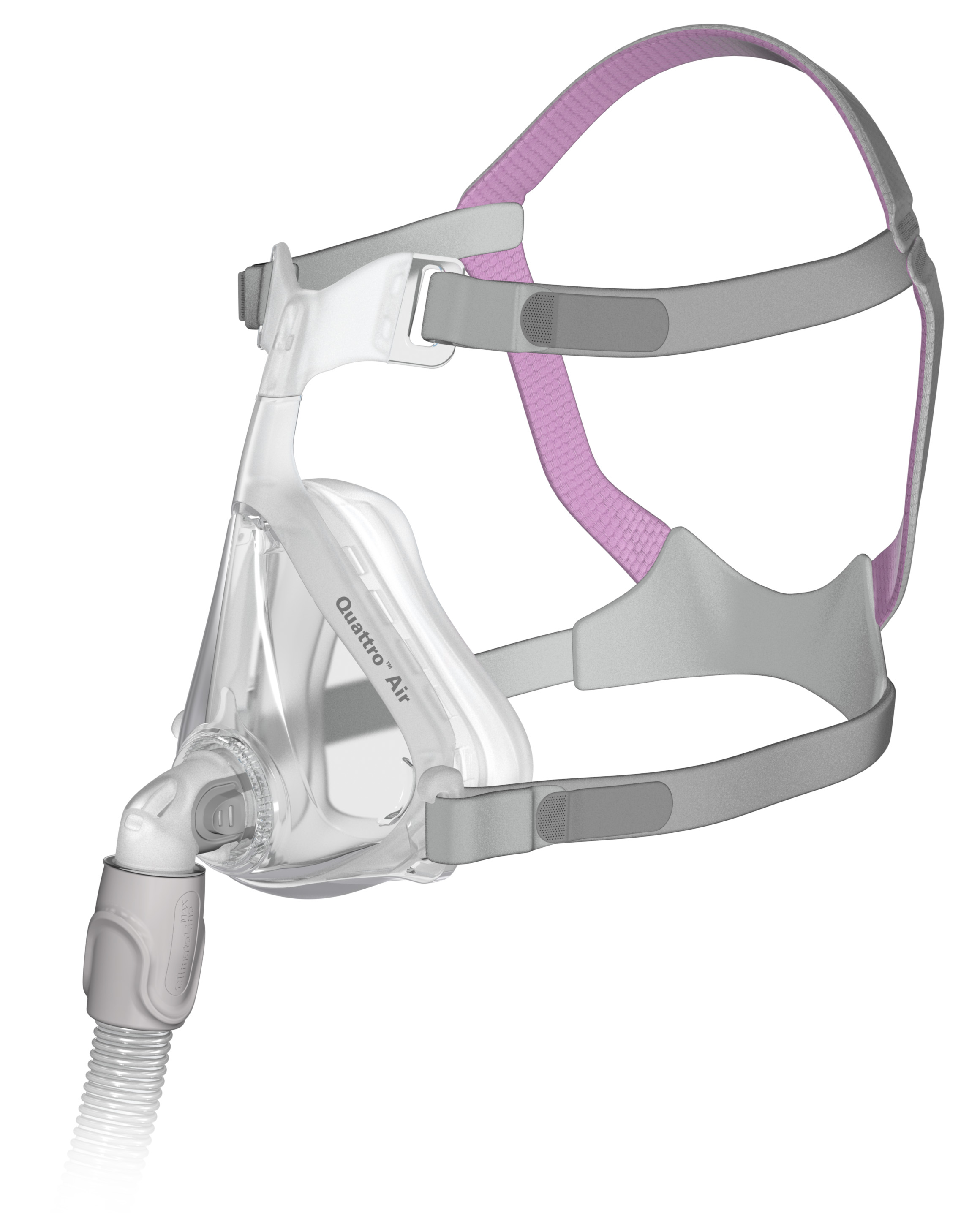 Quattro Air For Her – Product Shot – Mask with Headgear