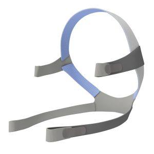 ResMed AirFit F10 headgear blue