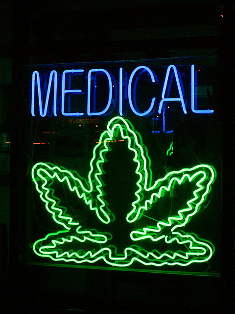 Medical Marijuana to Treat Sleep Apnea Image
