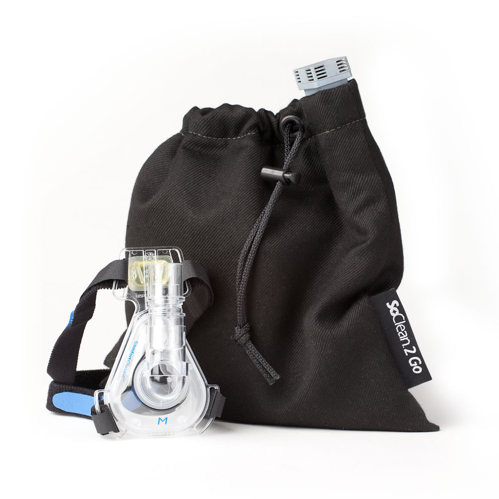 SoClean to Go Sanitizing Bag