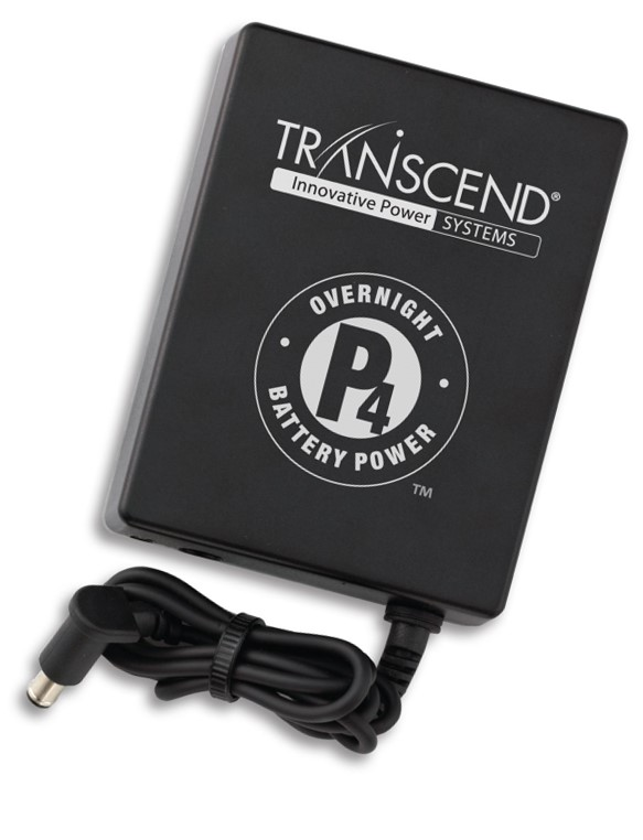 Transcend P4 7 hour battery
