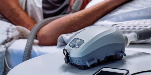 cpap machine options