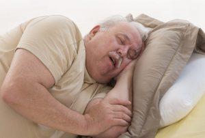 sleep apnea affects the brain and alzheimers